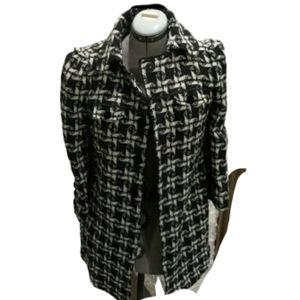 Juicy couture mad men wool jacket